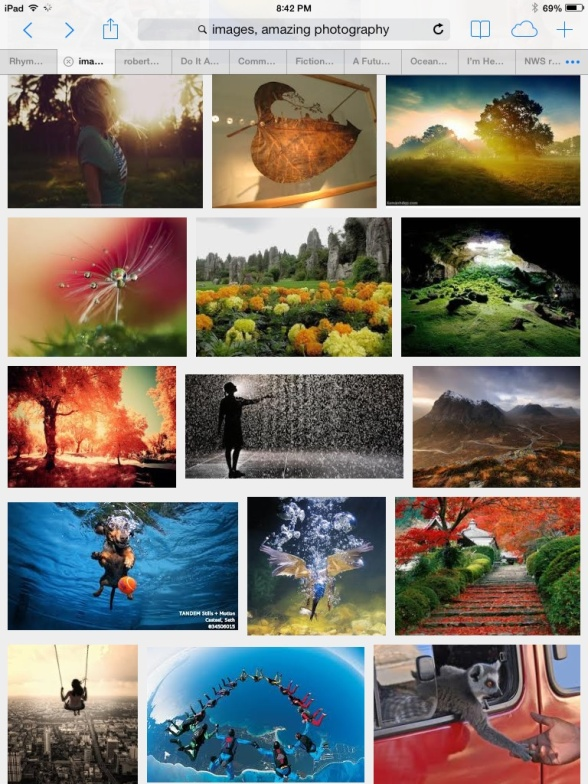 Google search: images, amazing photographs